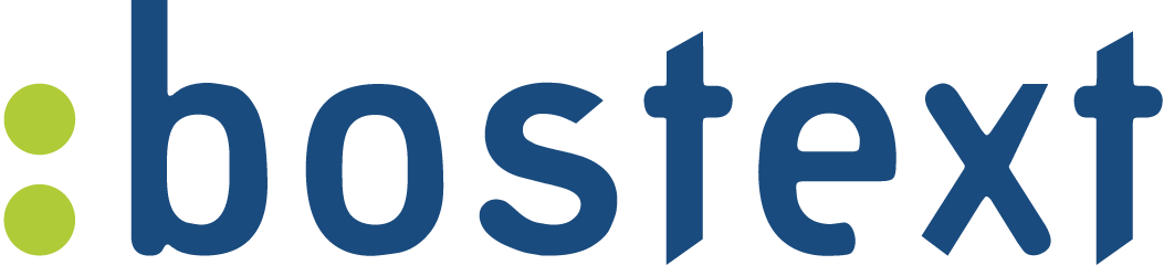 bostext Logo